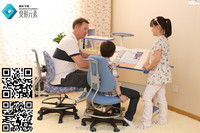 Fast supplier folding bed children study table and chair set