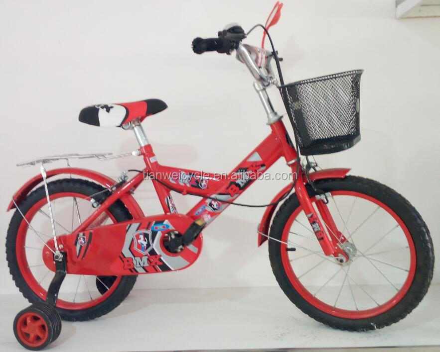 "12""popular styles CO2 Welding cheappest kids bike"