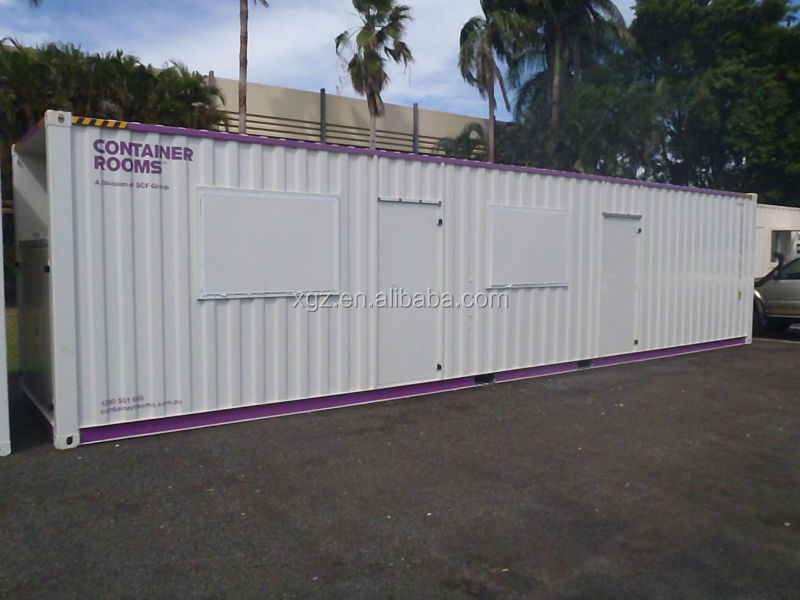 40' Insulated Shipping Containers Shelter