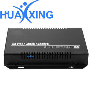 Mini HD 1080P IPTV encoder HDMI H.264 head end , 60fps Saving solution for live streaming IPTV broadcasting