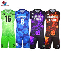 2018 new custom logo design college basketball uniform 100% Polyester european sublimation basketball jersey uniform