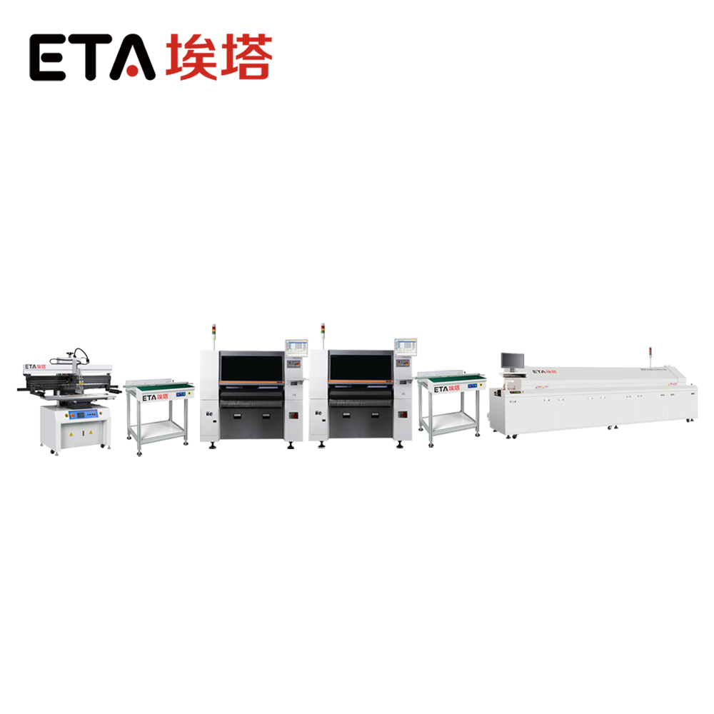 SEMI-AUTOMATIC STENCIL PRINTER ETA-P12 Details 43