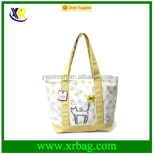 MALAYSIA Fabric grocery bags for shopping canvas
