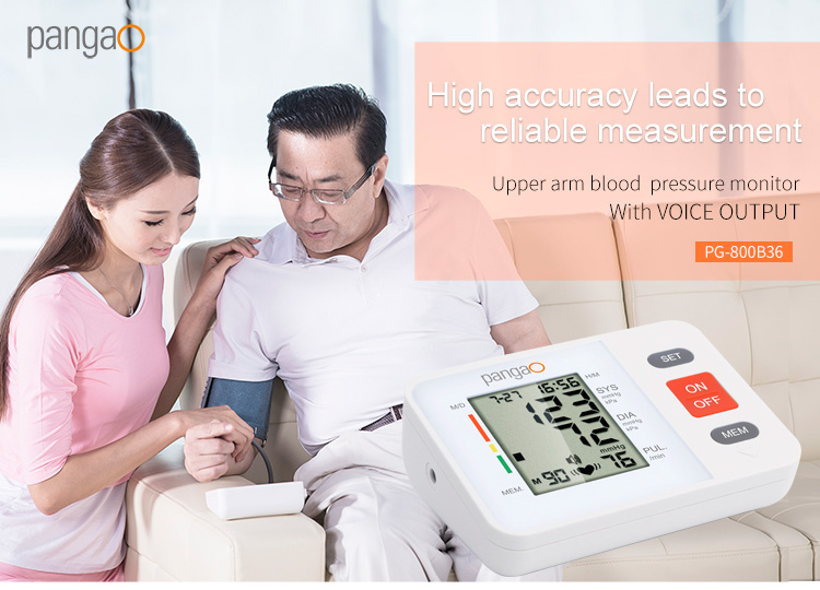 New Innovative Products Digital Wrist Watch Blood Pressure Monitor with heart rate detection