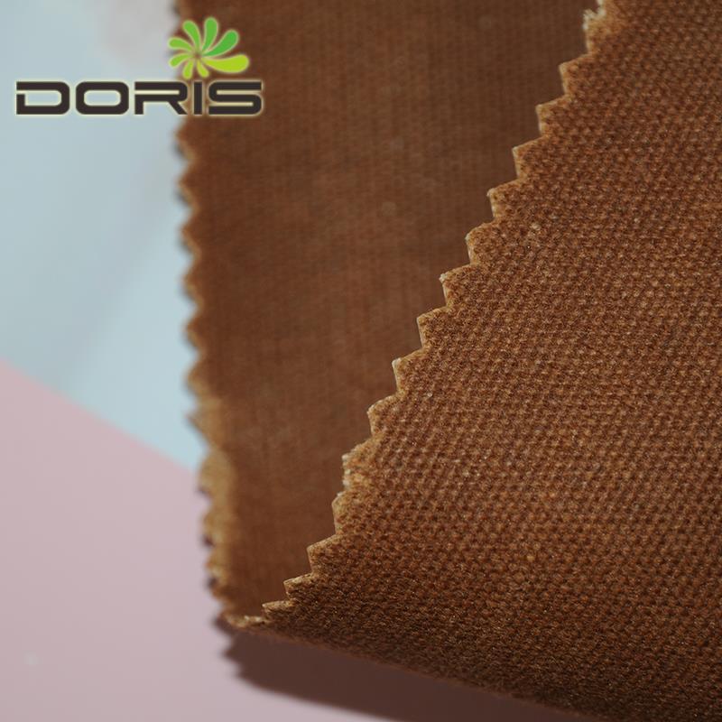 Yüksek kaliteli yağ mumlu pamuk kanvas kumaş ağır ağırlık