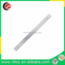 Metal ruler 30 cm size for office use