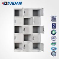 fashion 15 door locker kids locker furniture locker storage YD-CB15