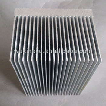 High Fin Heatsink 120(w)*93(h)*150mm(l);high Power Heatsink ...