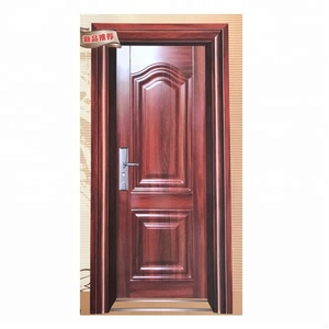 China Factory Suppliers cheapest turkish Safety security hotel door / doors homes