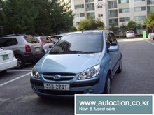 used HYUNDAI - CLICK(GETZ) SEDAN