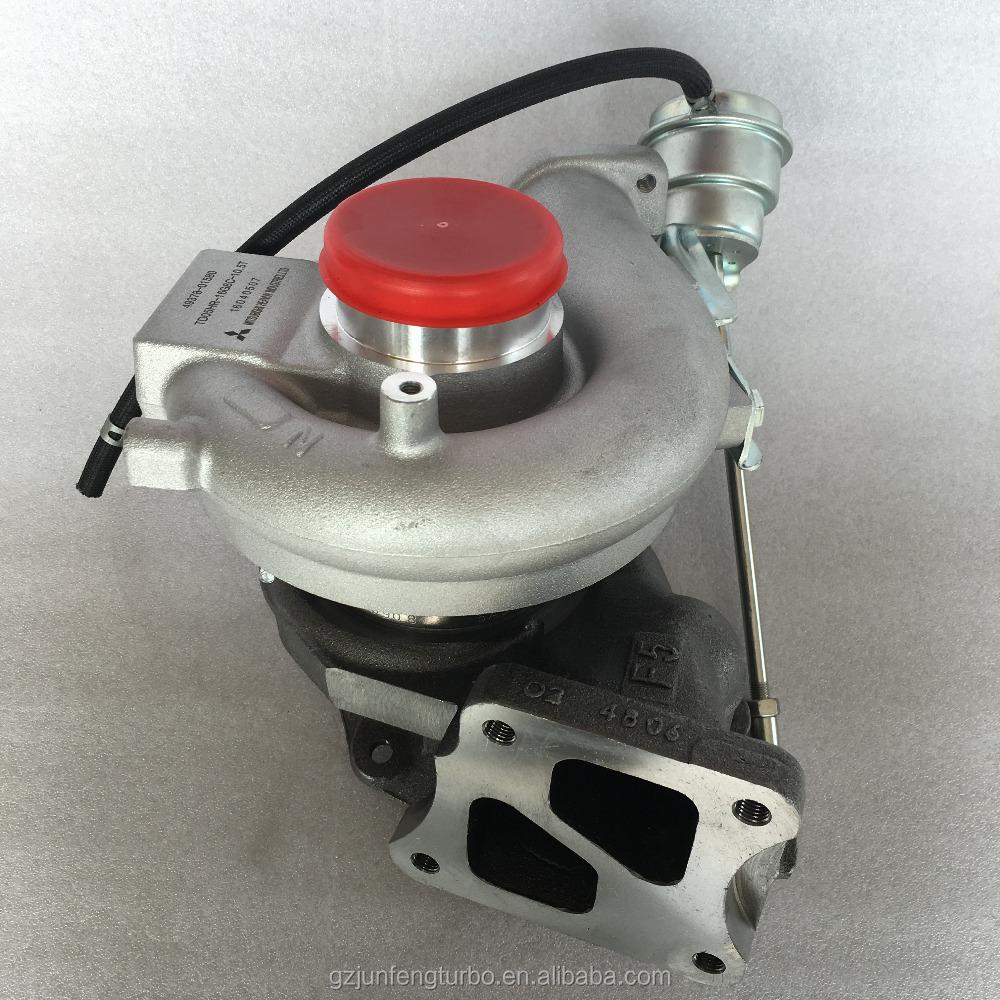 Mitsubishi Lancer Evolution Ix Td05hr Turbo 49378-01580 060413028 ...