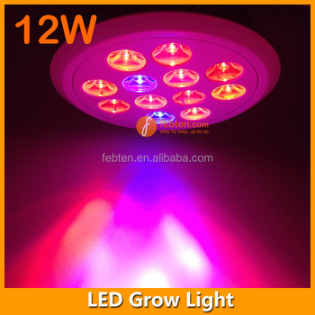 Red Blue E27 Led Grow Light,12w Par38 Led Plants Lamp,Agricultural ...