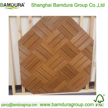 Outdoor Portable Bamboo Floor Tiles For Grass - Buy Bamboo Floor ...