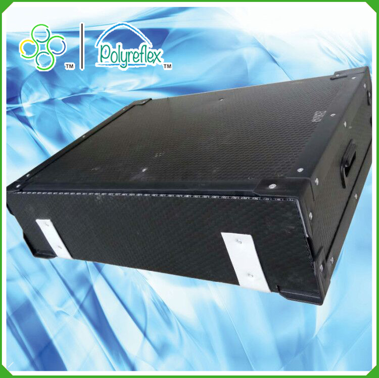 PP Honeycomb Material Plastic Waterproof Lock Box