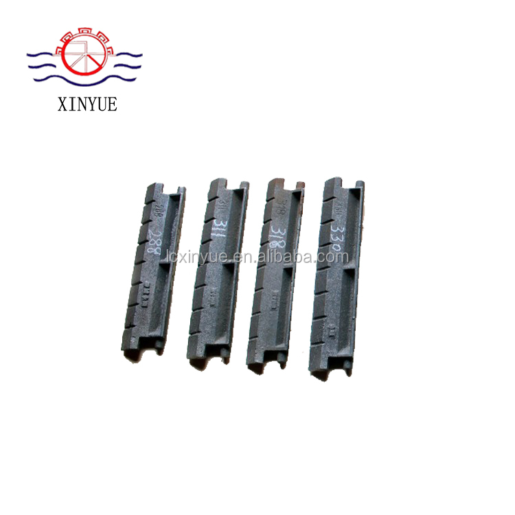 energ saving casting steel industrial burner customized spare parts
