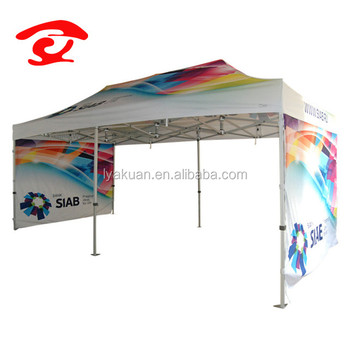 Free Design 10x20 North Limited Parts Canopy Tents With Custom Print