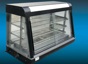 2015 New Made In China Storage Container to Keep Food Hot with Hot Food Display Cabinets(OT-2*2)