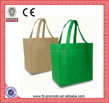wholesale non-woven shopping bag storage tote portable lunch bag drawstring beam port