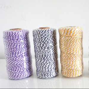 China Manufactory Cotton Food Packing String