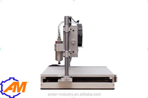 high quality 6040/800w jade/cooper/aluminum engraving machine for salre /good price cnc mini router