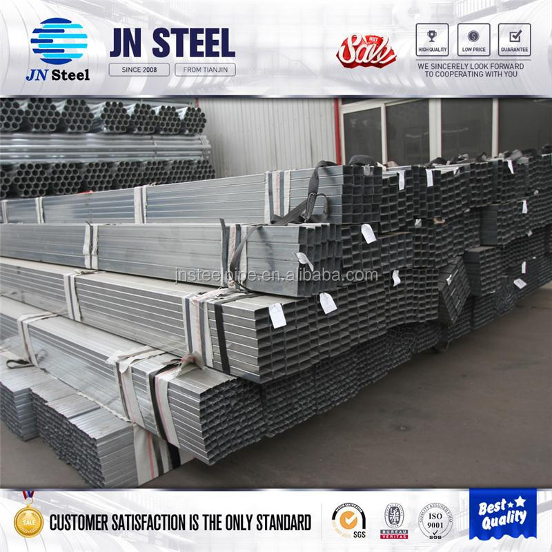 din 2393 steel tube outdoor steel stairs Hollow Section For Construction