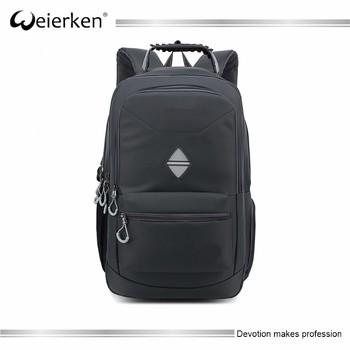 5ba15bb28a 2017 Weierken Brand Waterproof Business Computer Backpack Women Men s  Laptop Bag Backpack