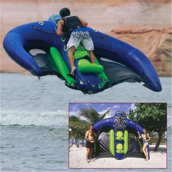 Inflatable Flying Manta Ray Water Ski Tubeflying Ski Tube
