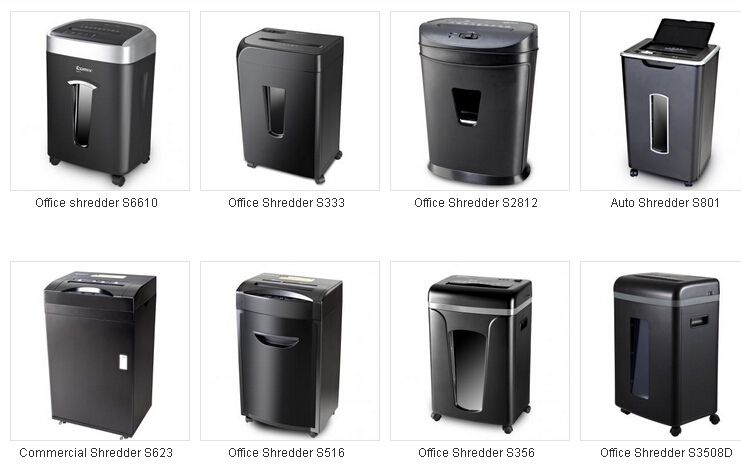 Soho Paper Shredder, Soho Paper Shredder Suppliers and Manufacturers ...