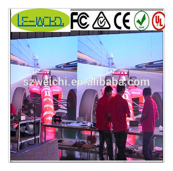 outdoor led tv display screen high definition p6 indoor full color led screen p20 stadium perimeter led board