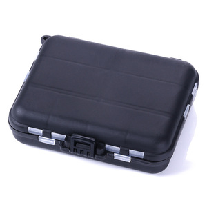 Outdoor Fishing Tackle Boxes Fishing Lure Plastic Boxes Hook Baits Box