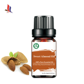 Pure Natural Organic Sweet Almond Oil Cold Pressed