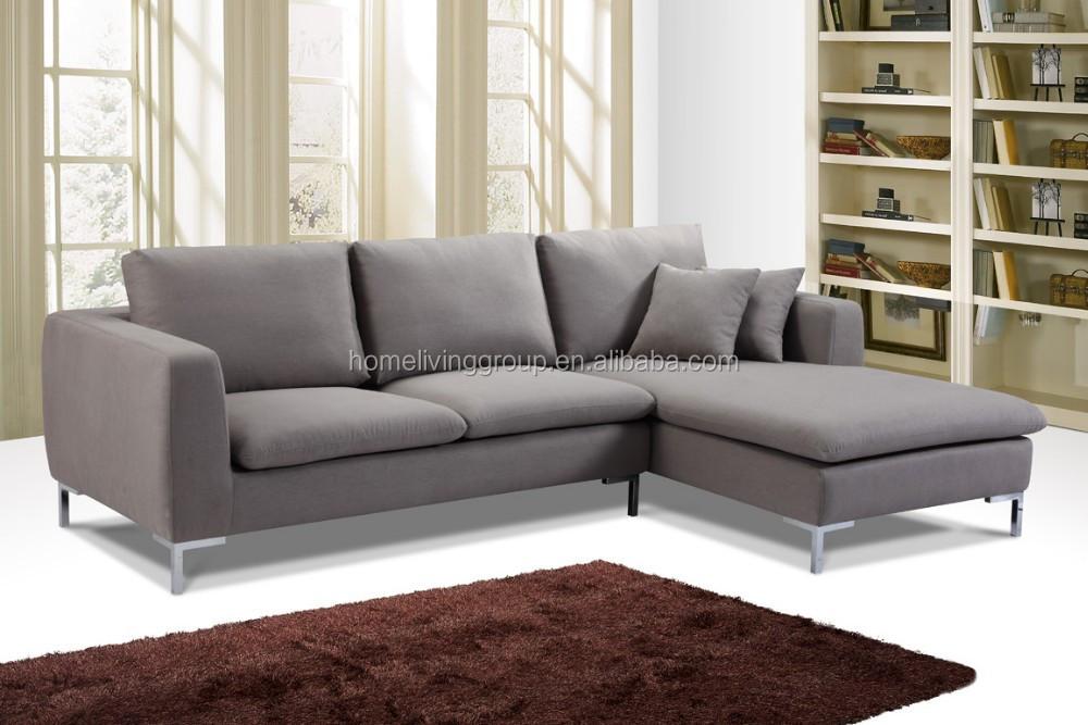 2015 precio barato sof de tela moderna sala de dise o for Sofas en u precios