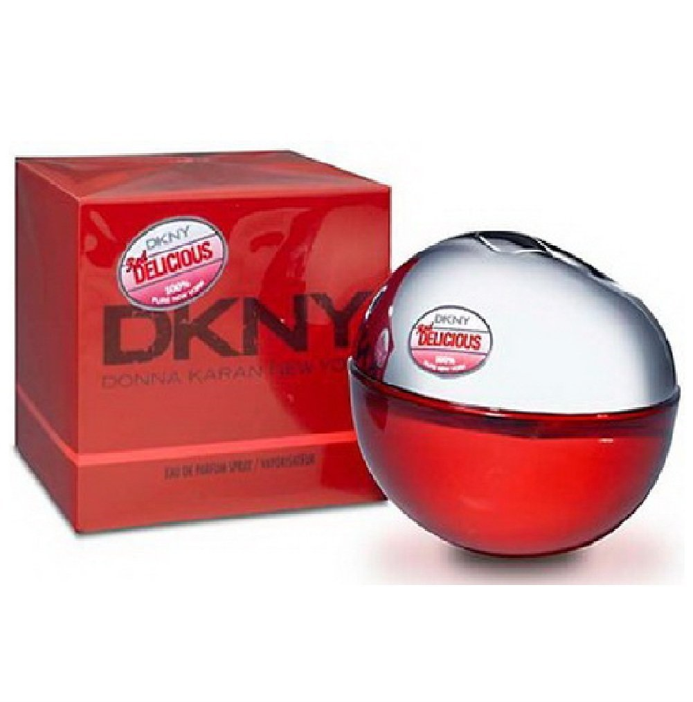 Dkny Red Delicious By Donna Karan For Women 3.4 Ounce