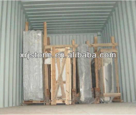 granite slabs container loading