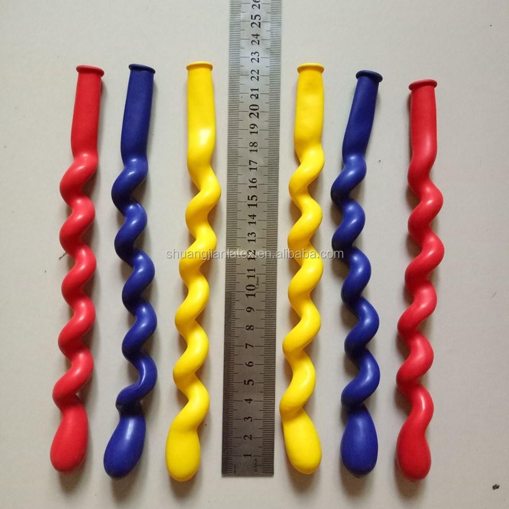 25 Cm Carino E Divertente Aria Spirale Balloonsbambini Spada Gioco