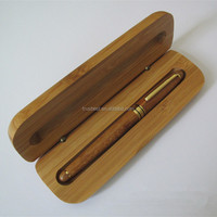Eco friendly bamboo pen with custom logo