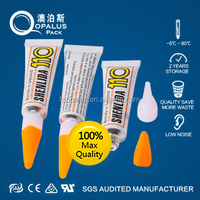 Quick dry cyanoacrylate bottle leather repair glue