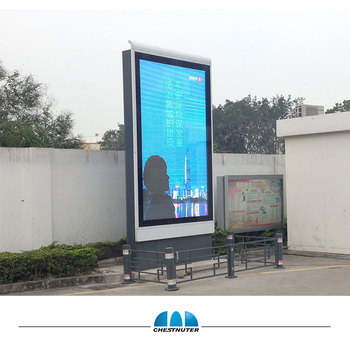 98 Inch Outdoor Led Advertising Screen Price With