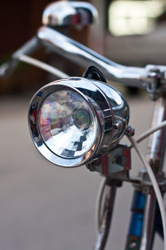 12v Bicycle Dynamo Bicycle Light Set