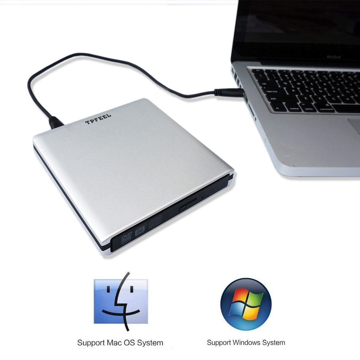Cheap Lightscribe Dvd R Color Find Deals On External M Tech Rw Get Quotations Usb30 Usb C Cd Burner Drivetpfeel Aluminum Portable Type