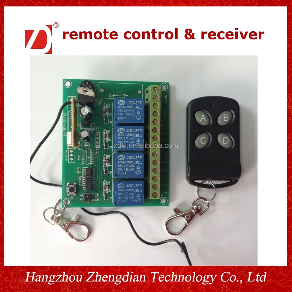 China Rf Universal Remote Control Circuit Manufacturers And Suppliers On