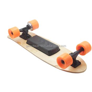Cheap Electric Skateboard >> China Supplier High Quality Supply Motorized Electric Skateboard