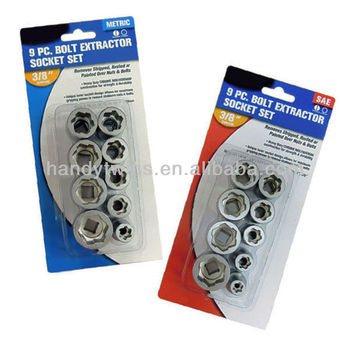 Bolt Extractor Socket Set View Hex Bit Product Details From Handy Twins International Co Ltd On Alibaba Com