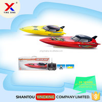 New high speed battery powered rc boat