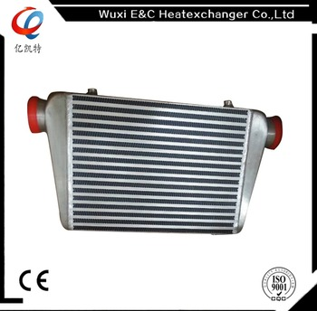 Aluminum Bar And Plate Spare Part Turbo Intercooler Lies For Racing Cars