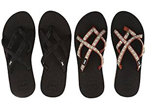 58a323a13bb700 Get Quotations · Teva Olowahu 2-Pack Mbob Lola Brown Mint Women s Sandals