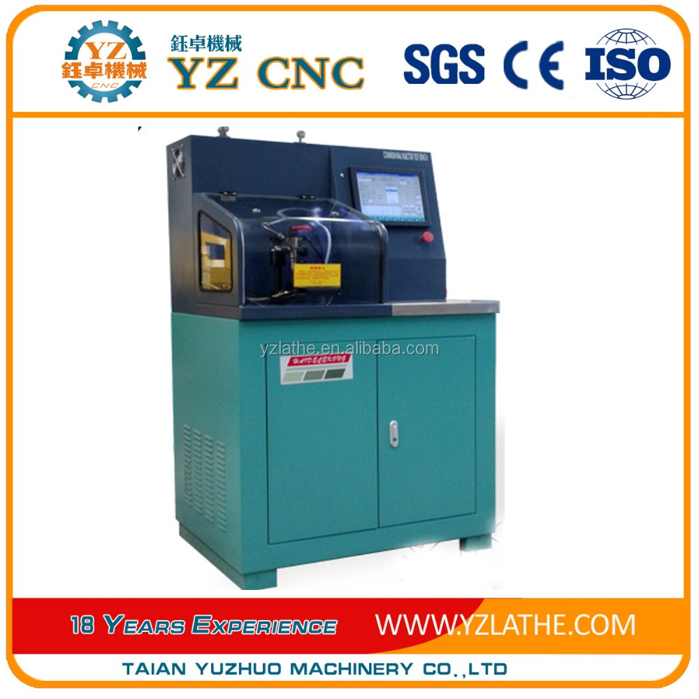 CRI200KA Common Rail Diesel Fuel Pizeo Injector Test Bench