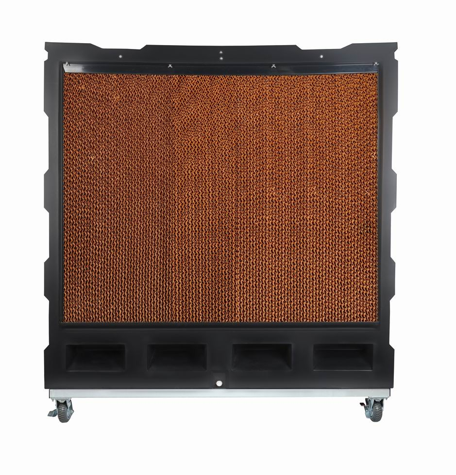 Industrial Swamp Cooler : Industrial and commercial portable evaporative air cooler