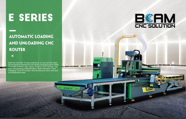 cnc atc router machine cnc router 5d router machine woodworking cnc BCM1325E
