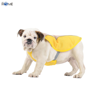 Professional High Quality Super Cozy Vest Harness Jacket Dog Cooling Coat